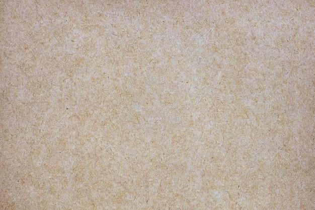 Лист коричневой бумаги или текстуры картона