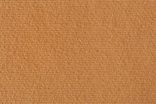 背景として役立つ茶色の紙のシート。