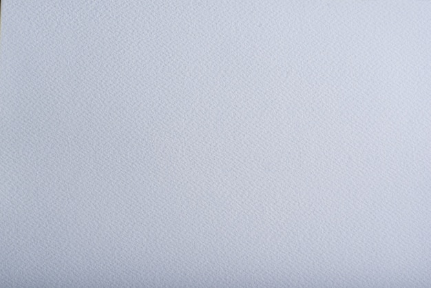 Sheet of white paper. clean white background with smooth paper texture.