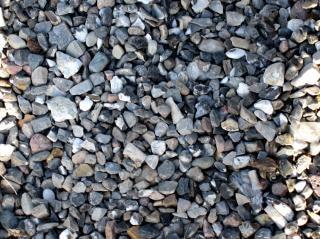 Shingle, rocks