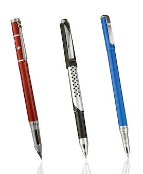 Сияющие ручки изолированные