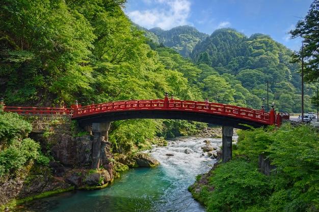 Shinkyo bridge | Premium Photo