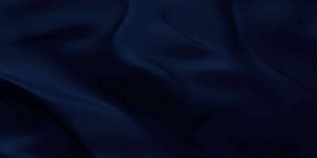 Блестящая ткань плавающие полосы роскошные текстуры фона 3d иллюстрации