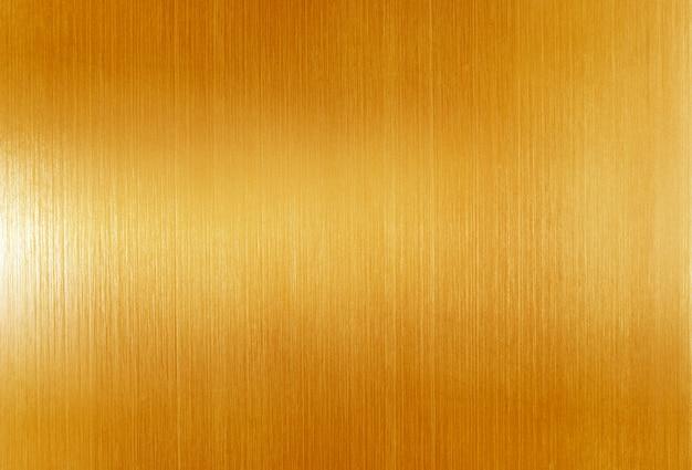 Shiny gold metal  steel industry