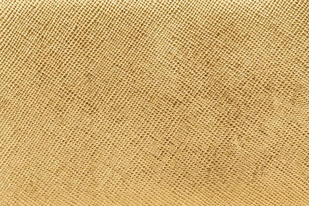 Sfondo di carta strutturata oro lucido