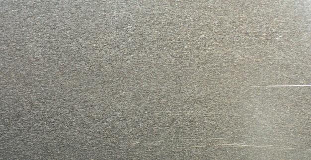 Shiny steel plate texture - closeup