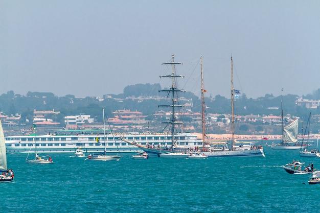 Ship pogoria