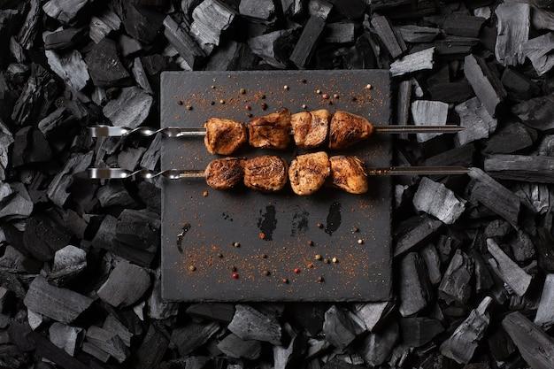 串焼きのシシカバブ