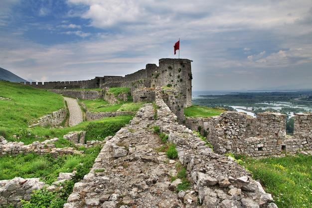 알바니아, 발칸의 shkodra 성