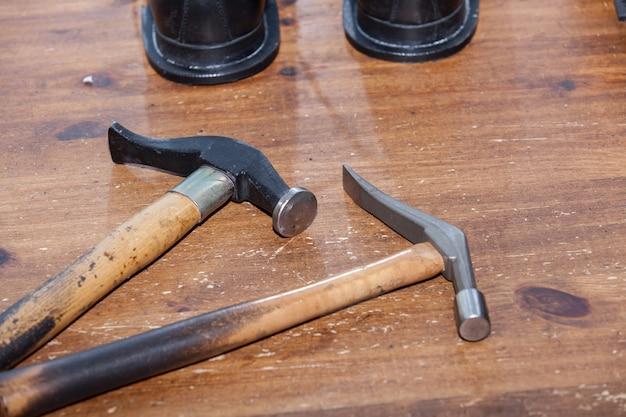 Shoemaker hammers