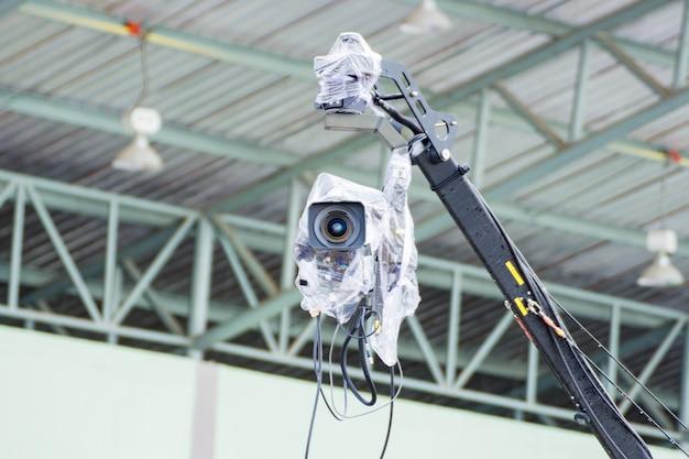 ビデオカメラを撮影する