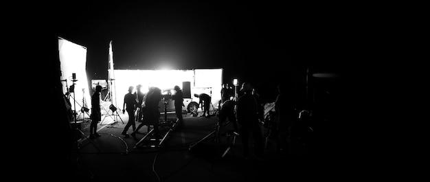 Съемочная студия для фотографа и креативного арт-директора с созданием производственной бригады