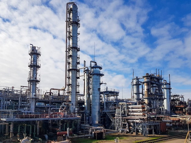 메탄올 정류 석유화학 플랜트 생산을 위한 상점