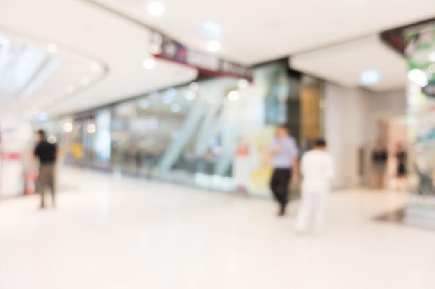 Negozio moda sfondo vendita al dettaglio all'interno