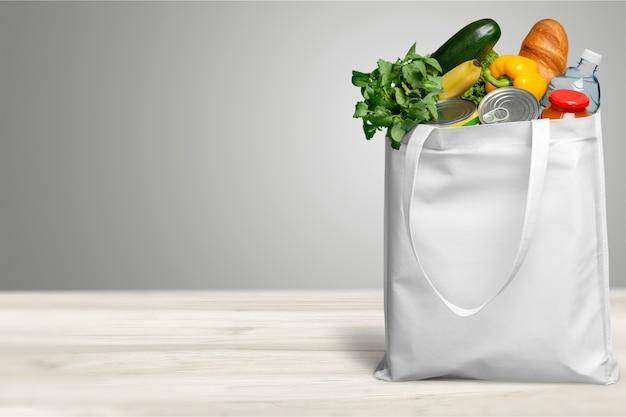 식료품 쇼핑백