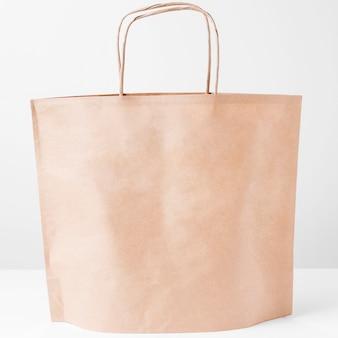 갈색 종이 봉지 쇼핑