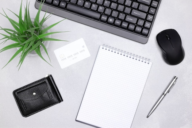 Список покупок интернет-магазины концепции онлайн-платежей