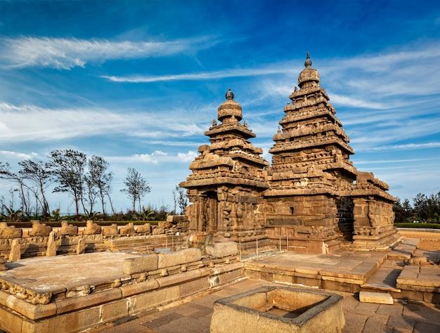 Shore temple in mahabalipuram, tamil nad