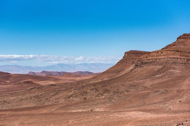 Tizinのショット-tinififft、tamnougalt、モロッコ