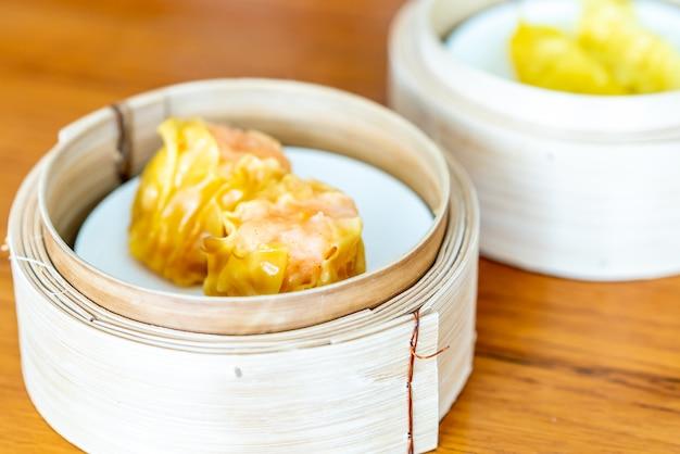 Shrimp dumplings - dim sum