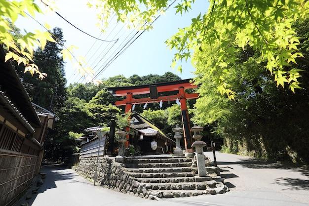 Храм на японском языке киото