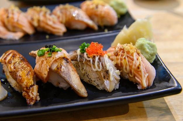 Shushi shalmon big