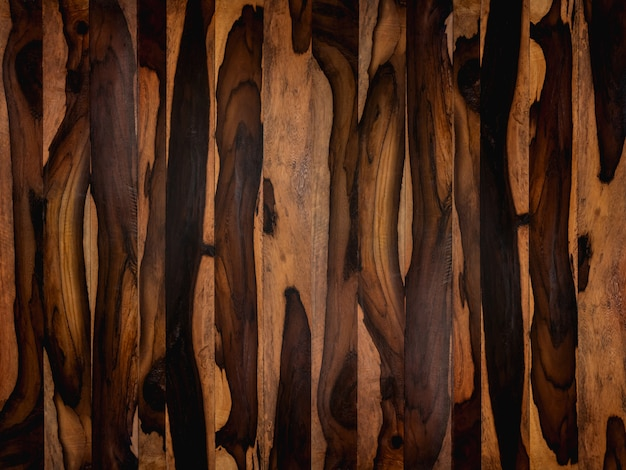 Siamese rosewood texture background.