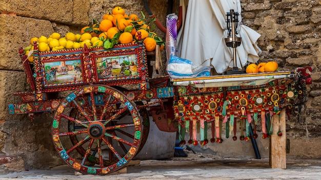 Сицилийская корзина