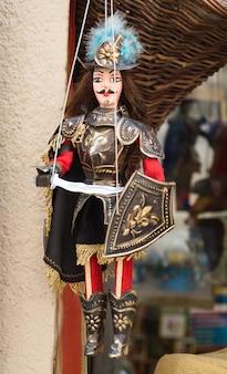 Sicilian puppet