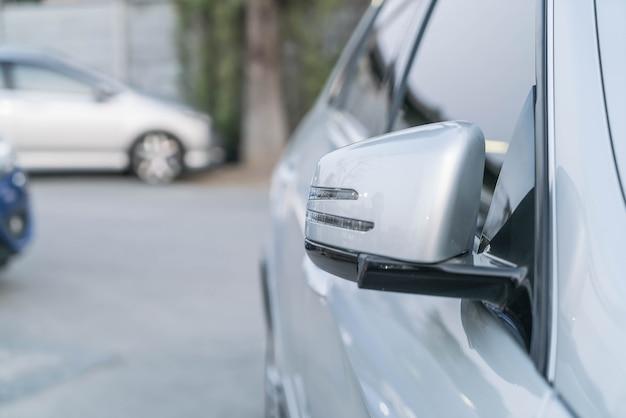 Side rear-view mirror