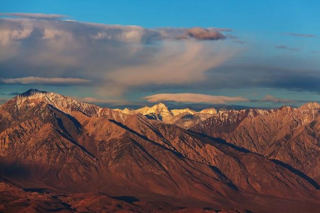 シエラネバダ山脈