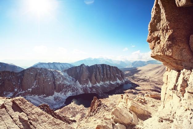 시에라 네바다 산맥
