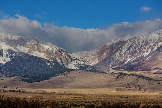 Горы сьерра-невада