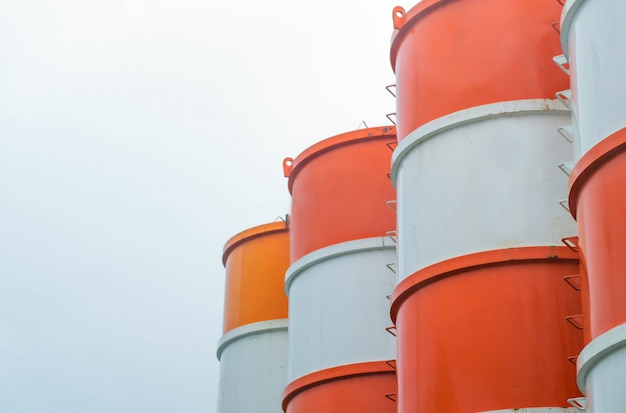 Silo cement for construction