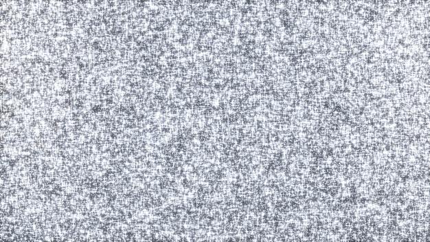Silver glitter  3d render.