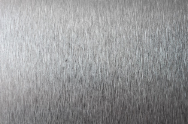 Silver metallic texture. stainless steel texture close up