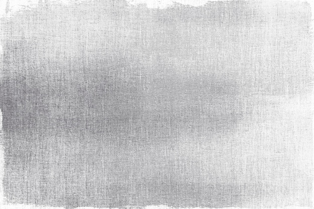 Argento dipinto su uno sfondo strutturato in tessuto