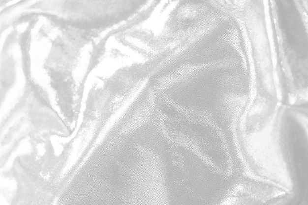 Серебристый льняной текстурированный фон