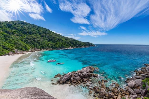 Similan islands andaman sea, phang nga, phuket, 태국