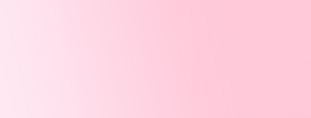 Simple abstract light pink gradient banner background