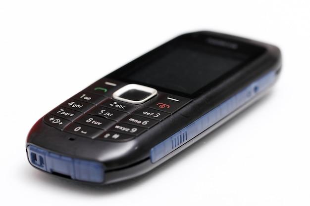 シンプルで安価な携帯電話 無料写真