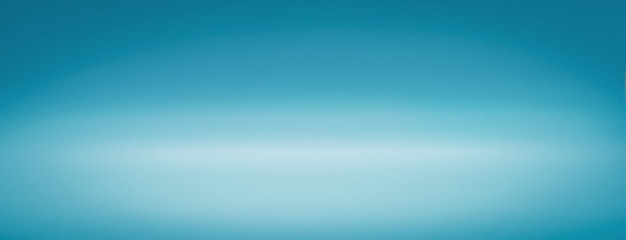 Simple blue gradient background