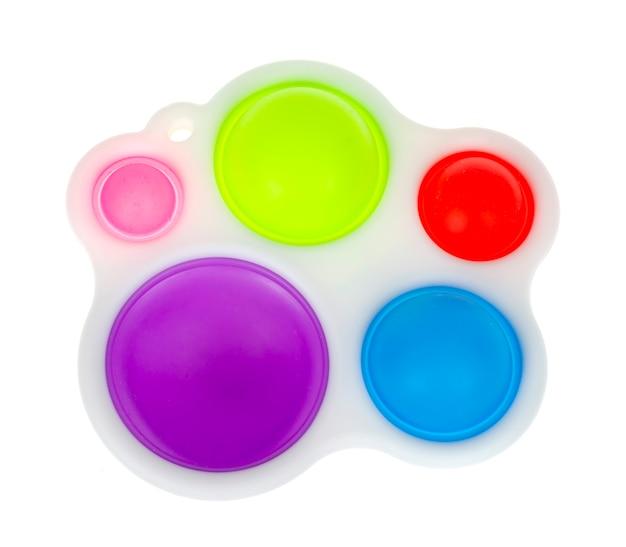 Простая ямочка, выдохни. модная и современная антистрессовая игрушка для детей и взрослых