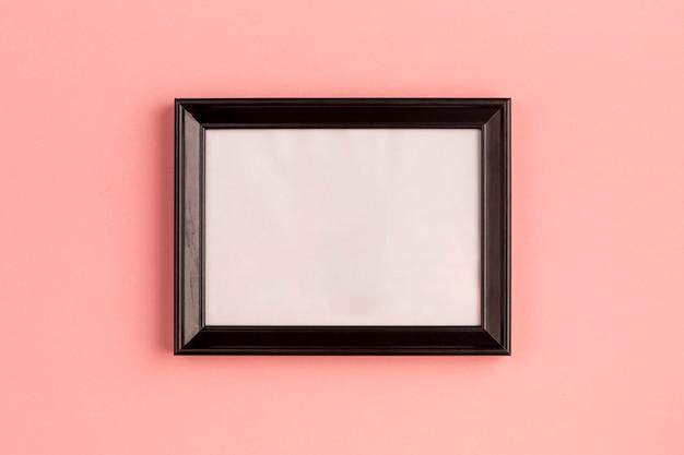 Simple empty photo frame Premium Photo