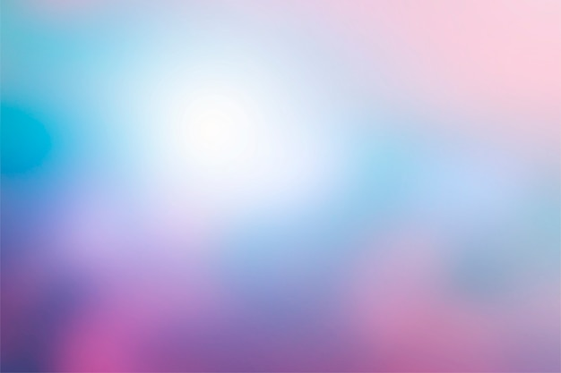 Simple gradient pastel purple pink and blue abstract background for background design
