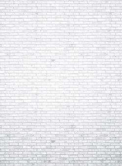 간단한 거실 흰색 벽돌 벽 텍스처 장식