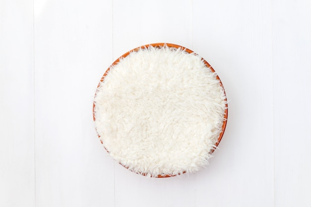 Simple newborn digital background on white wood.