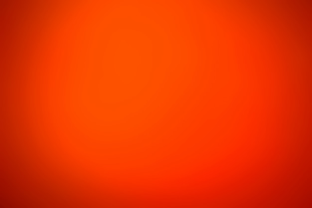 Simple radial gradient red abstract background