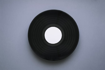 Simple vinyl mockup
