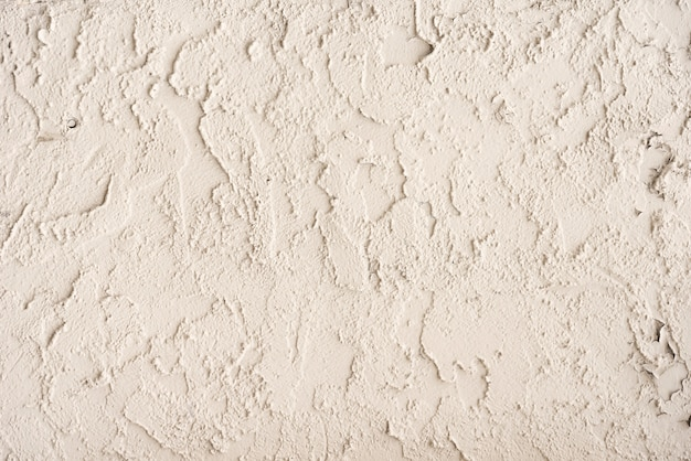 Simple white concrete wall background